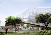 Google's future campus looks like a sci-fi utopia